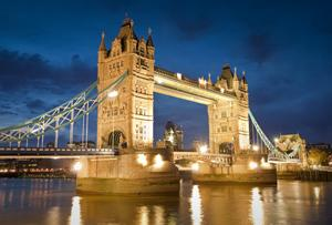 Tower Bridge of London built in 1894, UK © #51600824, travelwitness - Fotolia.com